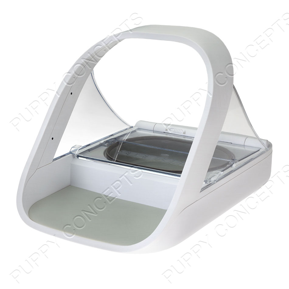 Surefeed Microchip Pet Feeder Puppy Concepts